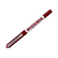 Pióro kulkowe 0.3-0.4mm czerwone Uni UB150