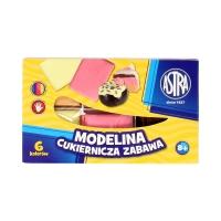 Modelina 6kol cukiernicza zabawa Astra