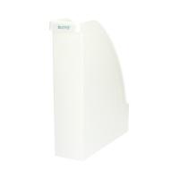 Pojemnik czasopisma 80mm biały Plus Leitz