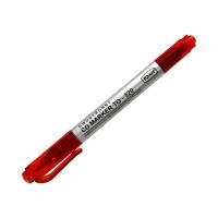 Marker CD 0.5-0.8 czerwony dwustronny Toma TO-32022
