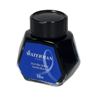 Atrament 50ml niebieski Waterman S0110720