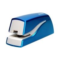 Zszywacz 10k elektryczny WOW niebieski Leitz 5566