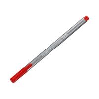 Cienkopis 0.3mm czerwony Triplus
