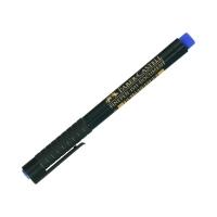 Cienkopis 0.4mm niebieski FinePen FaberCastell