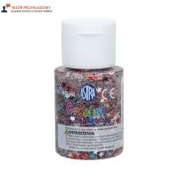 Klej brokat 40ml confetti Astra 332114002