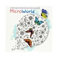 Kolorowanka dorosłych 210x210/20 MicroWorld