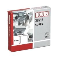 Zszywki 23/13 cynkowe (1000) Novus