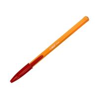Długopis 0.50mm czerwony BIC Orange