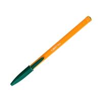 Długopis 0.50mm zielony BIC Orange