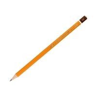 Ołówek techniczny 4H b/g KIN 1500