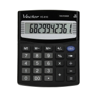 Kalkulator 10pozycyjny VC810 Vector