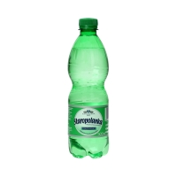 Woda mineralna 0.5l gazowana Staropolanka