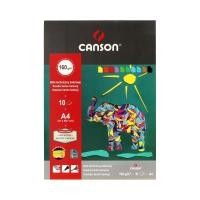 Blok techniczny A4/10 kolorowy 160g Canson