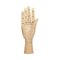 Model dłoni prawej 15cm Leniar 90550R