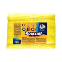 Modelina 1kg żółta Astra