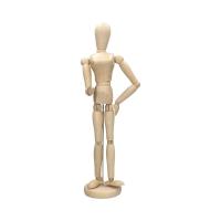 Manekin 40cm kobieta Leniar 90597