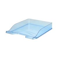 Półka dokumenty A4 niebieska Bantex