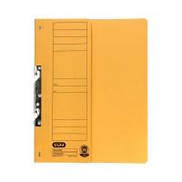 Skoroszyt hak A4 1/2 żółty Elba 22451GB