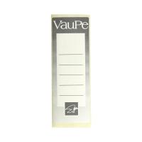 Etykiety segregator 70mm białe samoprzylepne VauPe (25)