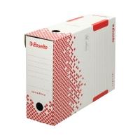 Pudło archiwizacyjne 350x250x100 biało/czer Speedbox 623908