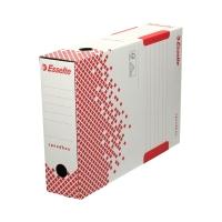 Pudło archiwizacyjne 350x250x80 biało/czer Speedbox 623985