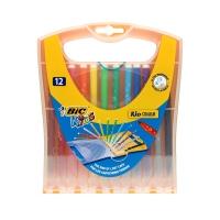 Flamastry 12kol Couleur Rainbow BIC 933964