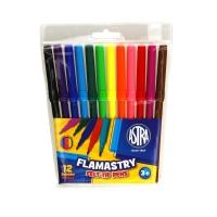 Flamastry 12kol Astra