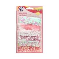 Zestaw dekoracyjny Perłowa magnolia Astra 335117006