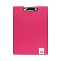 Deska klip A4 różowy/Pink Biurfol