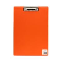 Deska klip A4 pomarańcz/Orang Biurfol