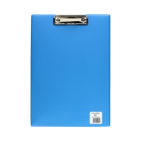 Deska klip A4 niebieski/Sky Biurfol