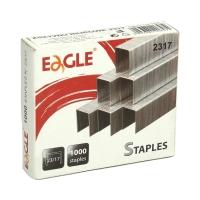 Zszywki 23/17 cynkowe (1000) Eagle