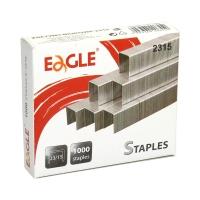 Zszywki 23/15 cynkowe (1000) Eagle