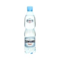 Woda mineralna 0.5l gazowana Cisowianka