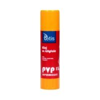 Klej sztyft 15g PVP Tetis