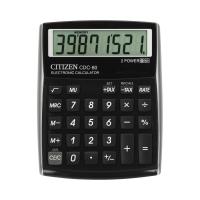 Kalkulator 8pozycyjny CDC80BKWB czarny Citizen