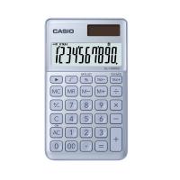 Kalkulator 10pozycyjny niebieski SL-1000SC-BU-S Casio