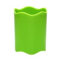 Pojemnik długopisy zielony Trend