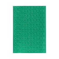 Cyfry samoprzylepne 20mm zielone