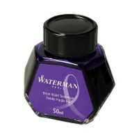 Atrament 50ml fioletowy Waterman S0110750