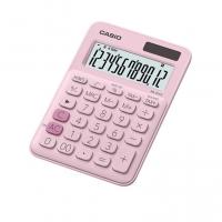 Kalkulator 12pozycyjny różowy MS20UC-PK-S Casio