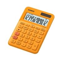 Kalkulator 12pozycyjny pomarańczowy MS20UC-RG-S Casio
