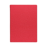 Notes A5/112 kratka czerwony Copenhagen
