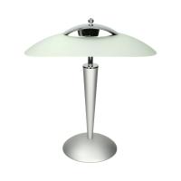 Lampa biurowa srebrna dotykowa Cristal Unilux