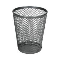 Kubek skośny siatka srebrny B503A Net