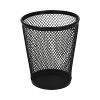 Kubek skośny siatka czarny B503A Net