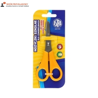 Nożyczki szkolne dla lęworęcznych blister Astra 407118003