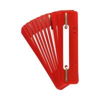 Mechanizm skoroszytowy czerwony (25) Durable