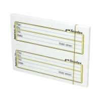Karteczki samoprzylepne 102x39 białe Telefaks P-it (2)