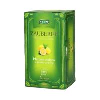Herbata ekspresowa zielona - cytryna Belin 20t koperty